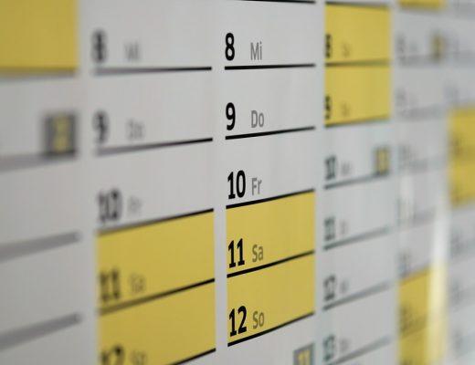 Choix du calendrier de l'avent